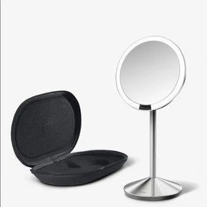 NEW! Simplehuman Sensor Mirror Fold